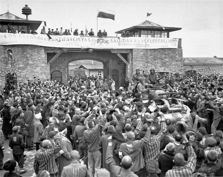 Liberation of Mauthausen