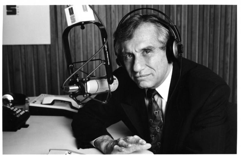 Radio Talk Show Host - Barry Farber
