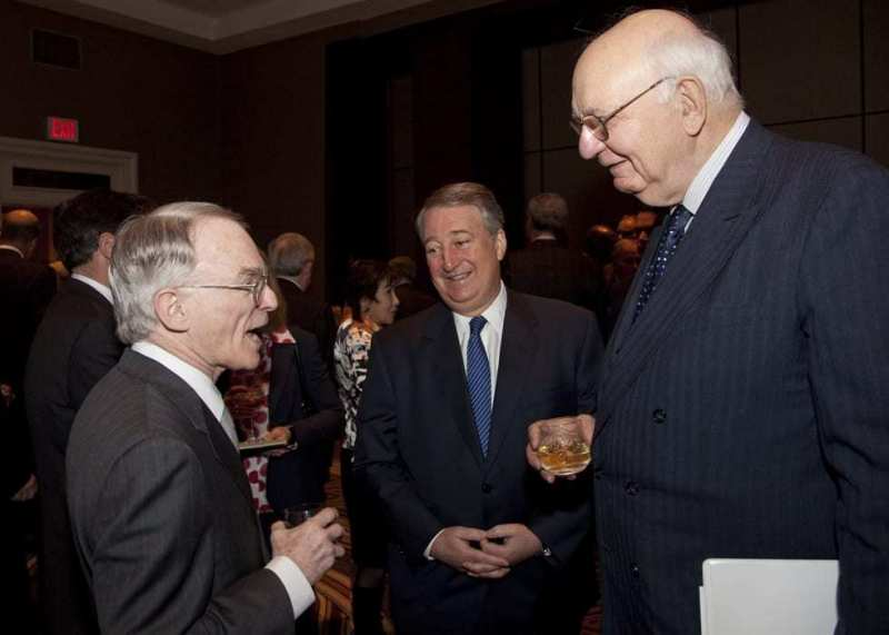 Cohen and Volcker